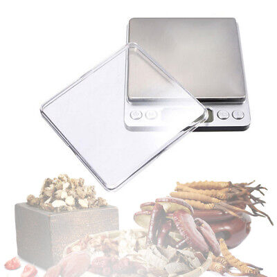Digital LCD Scale Balance Electronic Balance Weighing Jewelry Pocket Gram 3000g