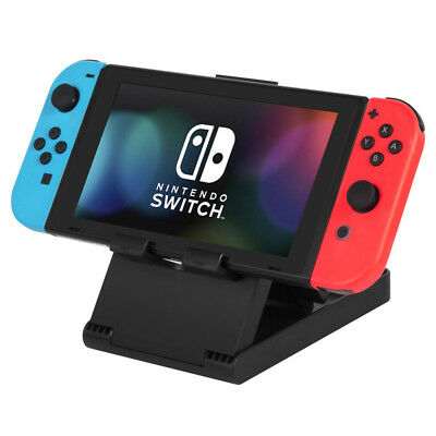 Nintendo Switch Adjustable Playstand Portable Mount Foldable Bracket Multi-Angle