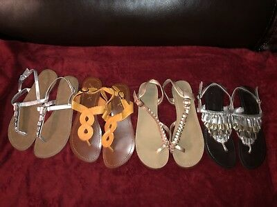 Lot Size 7 Ladies Sandals (FREE Shipping)