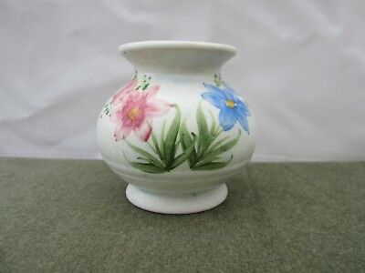 E Radford Anemone Small Vase hand painted Art Deco