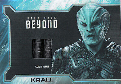 Star Trek Beyond Movie 2017, Idris Elba'Krall' Relic Card SR6