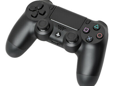 Sony Playstation 4 DUALSHOCK 4 Wireless Controller Gamepad Schwarz