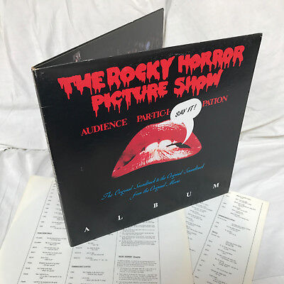 2Lp – The Rocky Horror Picture Show / Canada  / Nm