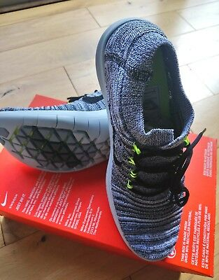 83a41153591a ... many styles 64fe8 3eb43 Womens Nike Free Rn Motion Flyknit Trainers Uk  Size 3.5 (Eur ...