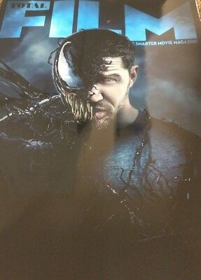 Total Film 276  September 2018 Subscriber Cover Tom Hardy Venom