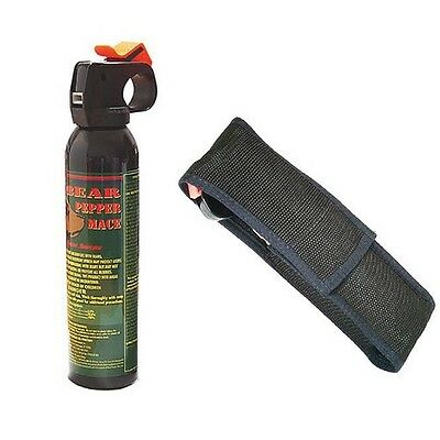 Mace Brand Bear Pepper Spray with Holster