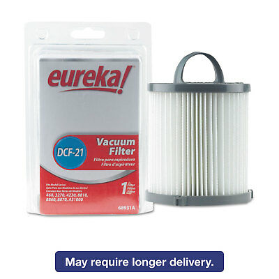 Eureka Dust Cup Filter For Bagless Upright Vacuum Cleaner DCF-21 68931A2