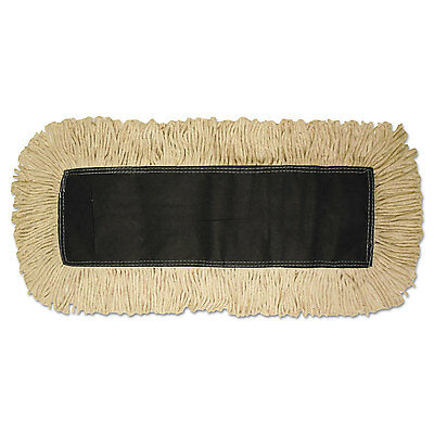 Boardwalk Disposable Dust Mop Head Cotton 18w x 5d 1618