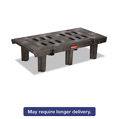 Rubbermaid Commercial Dunnage Rack 2000 lbs 48w x 24d x 12h Duramold Resin/Metal