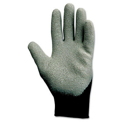 KleenGuard G40 Latex Coated Poly-Cotton Gloves Large/Size 9 Gray 12 Pairs 97272