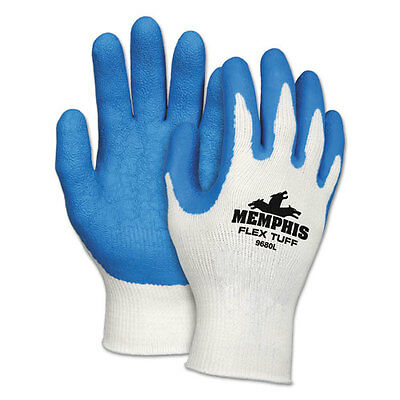 Memphis Premium Latex-Coated String-Knit Gloves X-Large 9680XL