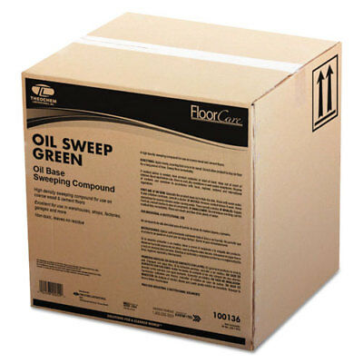 Theochem Laboratories Oil-Based Sweeping Compound Grit-Free 50lbs Box 213650BX