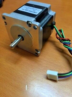 "30 Pcs LOT STEPPER MOTOR DPM57SH56-4AM.004 0.9"" 2.8A DELTA IN ORIGINAL PACKAGE"