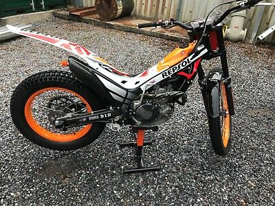 Honda Montesa 4Rt Repsol Replica 2017 Road Regd