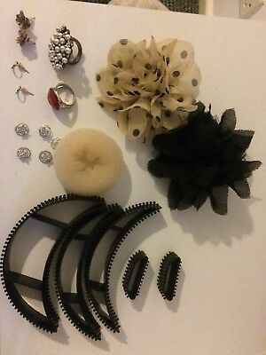 Jewellery And Hair Accessories Bundle