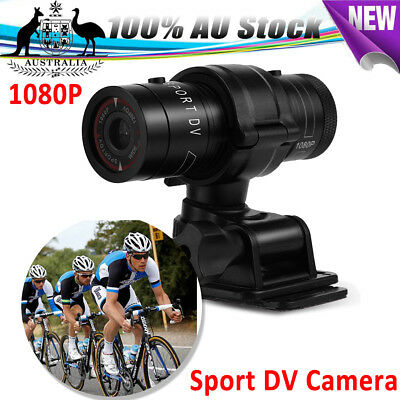 Mini F9 HD 1080P Bike Motorcycle Sports Action Camera Video DV Camcorder 30fps