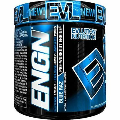 Evlution Nutrition ENGN Pre-workout for Increased Energy, 30 Servings - CA