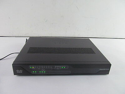Cisco C891FW-A-K9  Wireless VPN C891FW Router & Power Supply - 27650