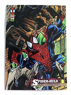 Spider-Man Fleer Marvel Card #25 Spider Clone