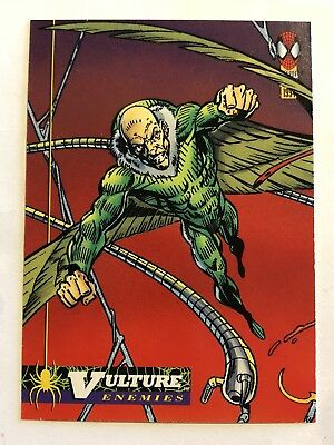 Spider-Man Fleer Marvel Card #65