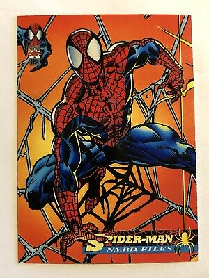 Spider-Man Fleer Marvel Card #68