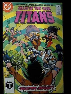 Tales Of The Teen Titans #86 VF+ Pristine shape Marvel 1988