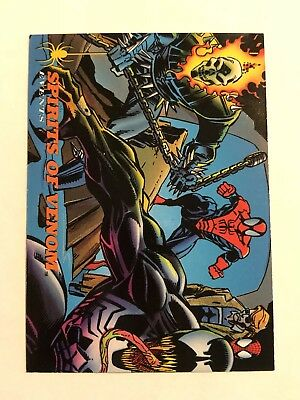 Spider-Man Fleer 1994 Marvel Card #138