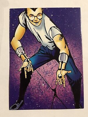 1992 Marvel Spider-Man 30th Anniversary Card #8 Web Shooters