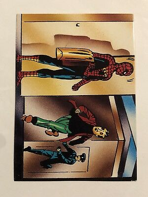 1992 Marvel Spider-Man 30th Anniversary Card #12 Irony