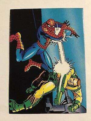 1992 Marvel Spider-Man 30th Anniversary Card #18 John Jameson