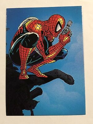 1992 Marvel Spider-Man 30th Anniversary Card #20 Shutter-bug