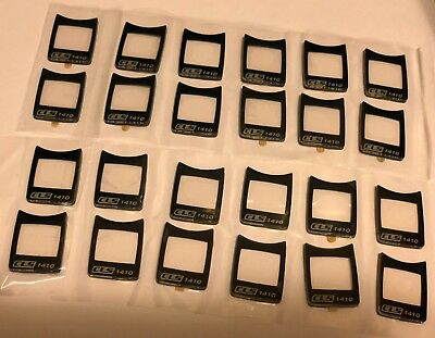 24 New Front Outer Glass For Motorola CLS1410 Radio