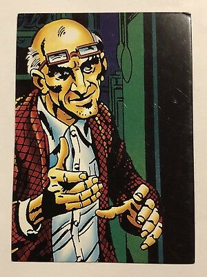 1992 Marvel Spider-Man 30th Anniversary Card #23 The Tinkerer