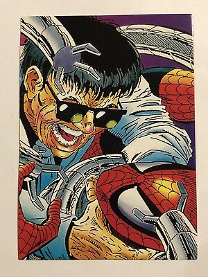 1992 Marvel Spider-Man 30th Anniversary Card #24 Doctor Octopus