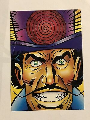 1992 Marvel Spider-Man 30th Anniversary Card #39 The Ringmaster