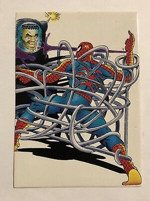 1992 Marvel Spider-Man 30th Anniversary Card #43 Spider Slayer