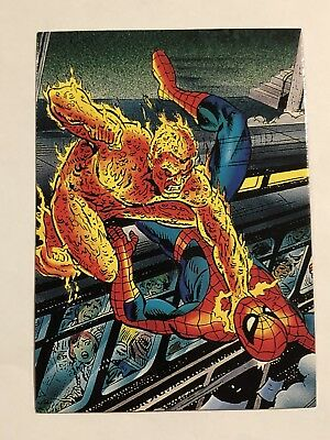 1992 Marvel Spider-Man 30th Anniversary Card #44