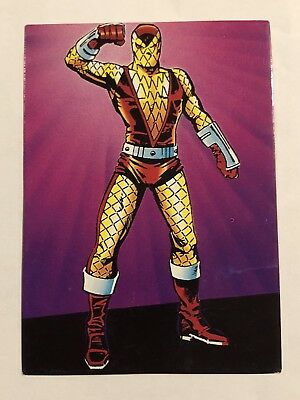 1992 Marvel Spider-Man 30th Anniversary Card #48 The Shocker