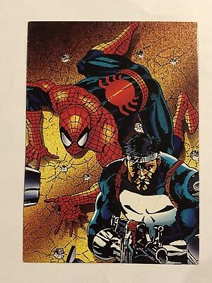 1992 Marvel Spider-Man 30th Anniversary Card #59 Vigilante