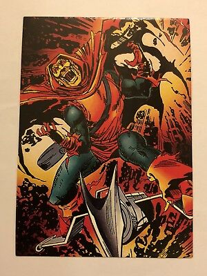 1992 Marvel Spider-Man 30th Anniversary Card #64 Hobgoblin