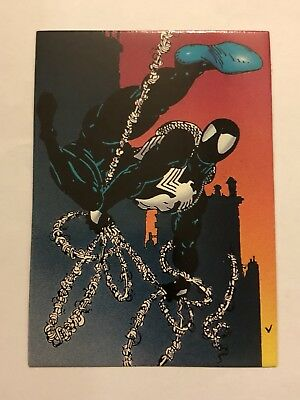 1992 Marvel Spider-Man 30th Anniversary Card #67 The Suit