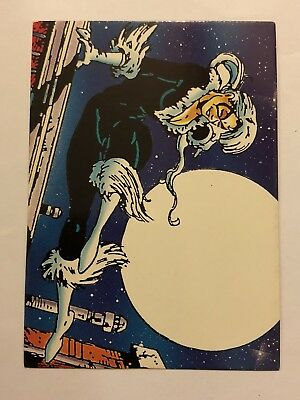 1992 Marvel Spider-Man 30th Anniversary Card #68 Bad Luck