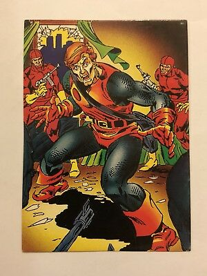 1992 Marvel Spider-Man 30th Anniversary Card #73 Unmasked