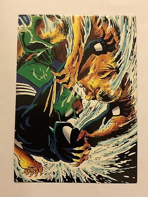 1992 Marvel Spider-Man 30th Anniversary Card #76 Vermin