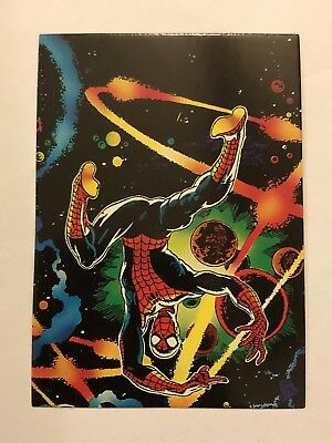 1992 Marvel Spider-Man 30th Anniversary Card #77 Universal Powers