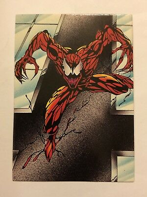 1992 Marvel Spider-Man 30th Anniversary Card #84 Spawn