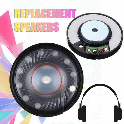 2PCS REPLACEMENT SPEAKER Part 5*40mm For Bose QuietComfort