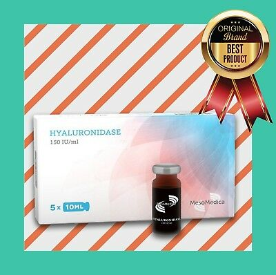 "Hyaluronidase acid for mesotherapy and fillers ""HYALURONIDASE 150 IU/ml"" 10ml"