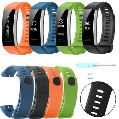 Silicone Replacement Watchband Wrist Strap For Huawei Band 2/Band 2 pro Watch