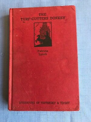 Vintage Book The Turf-Cutters Donkey 1945